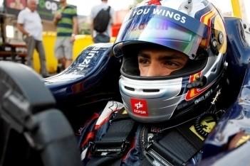 Red Bull Junior-rijders aan de slag in GP3