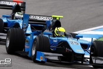 Ocean Racing verlaat GP2, Hilmer treedt toe