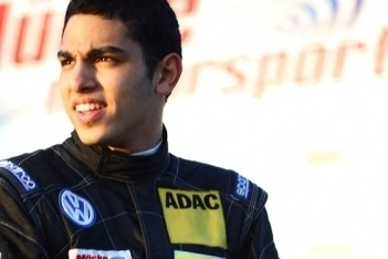 Zoon Nissany stapt in Europese Formule 3