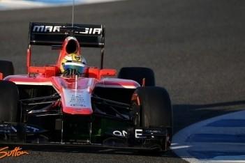 Razia neemt stoeltje Glock over bij Marussia