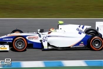 Frijns elfde op eerste testdag in Jerez