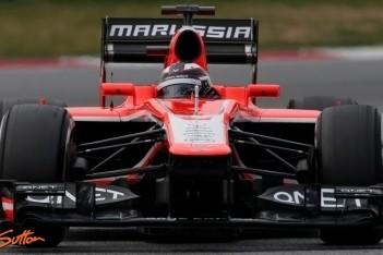 Marussia op zoek naar andere motorleverancier