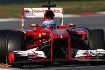 Ferrari tevreden over pakket voor seizoensopener