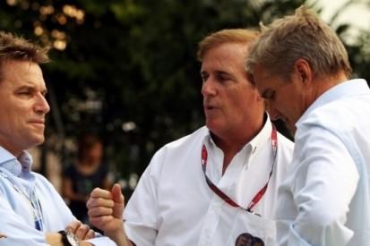 Sullivan steward bij Australische Grand Prix