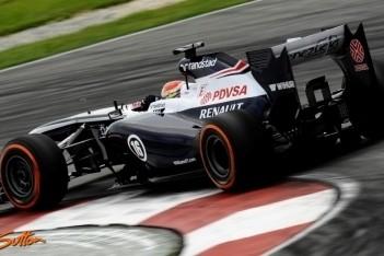 Maldonado krijgt nieuwe motor van Williams