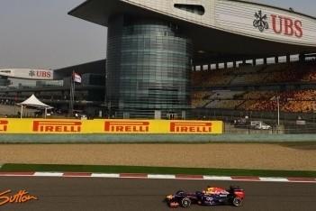 """Vettel: """"Alles is nog mogelijk op zondag"""""""
