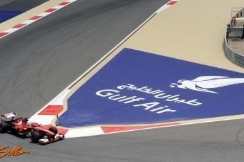 Alonso rijdt snelste tijd in derde vrije training