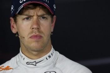 """Vettel: """"Rosberg was vandaag niet te verslaan"""""""