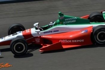 Jourdain rijdt Indy 500 voor Rahal Letterman