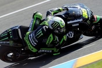 Crutchlow mag starten, Lorenzo rijdt snelste tijd
