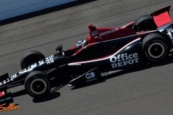 Jourdain trekt zich terug uit kwalificatie Indy 500