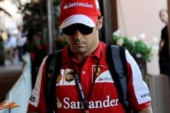 Massa naar ziekenhuis na zware crash in Monaco
