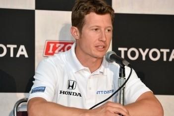 Briscoe vervangt Hildebrand bij Panther Racing