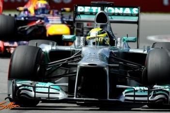 """Rosberg: """"Vijfde was het maximaal haalbare"""""""