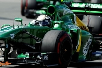Van der Garde krijgt gridstraf voor volgende race