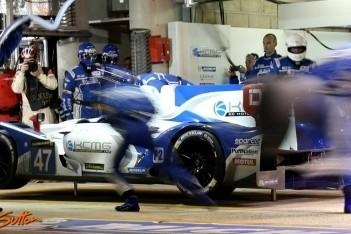 Tung in Le Mans uitgevallen door brandstoflek