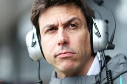 """Wolff: """"Verbeterde racevorm niet dankzij test"""""""