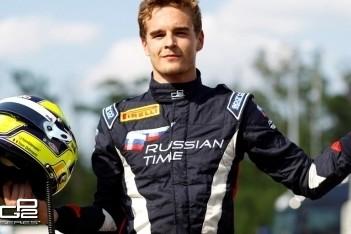 Dillmann in Hongarije naar eerste pole in GP2