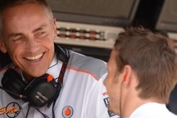 McLaren feliciteert Hamilton met overwinning