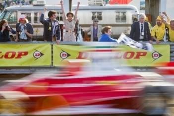 Exclusieve voorvertoning Rush bij City Racing