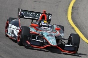 Servia in Mid-Ohio terug bij Panther Racing