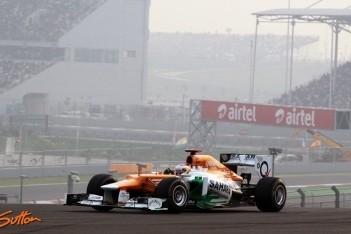 Organisatie India accepteert race in maart