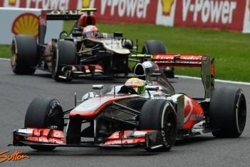 Alleen kleine updates voor McLaren in Monza