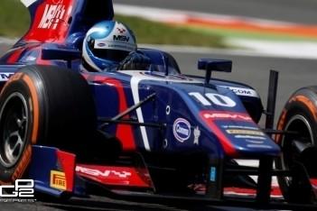 Palmer zet snelste tijd neer in GP2-training