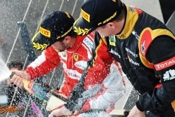 "Andretti: ""Ferrari neemt risico met Raikkonen"""