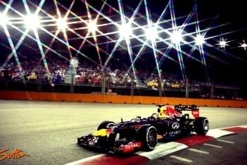 """Horner: """"Dit was een van Vettels beste races"""""""