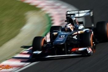 Sterk Sauber met beide coureurs in de punten