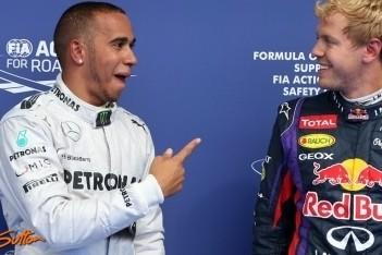 """Hamilton: """"Vettel kan alle resterende races winnen"""""""