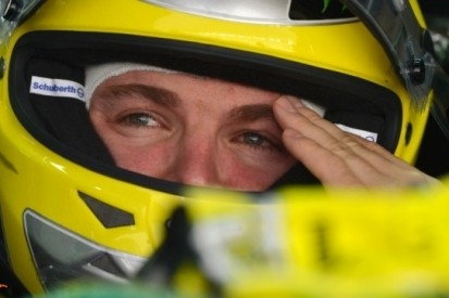 """Rosberg: """"Red Bull lijkt hier onverslaanbaar"""""""