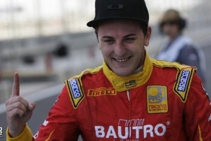 Leimer verovert GP2-titel in voorlaatste race