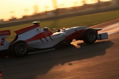Niederhauser sluit GP3-test af als snelste