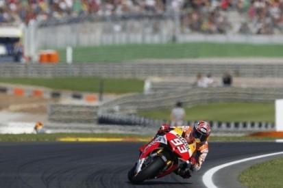 Marquez start titelrace in Valencia van pole-position