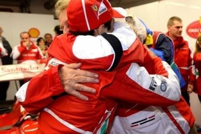 """Di Montezemolo: """"Massa Ferrari-man in hart en nieren"""""""