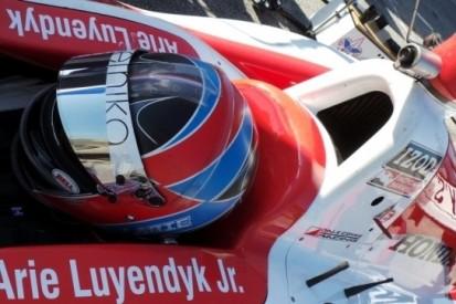 Luyendyk Jr. hoopt volgend jaar in IndyCar te racen