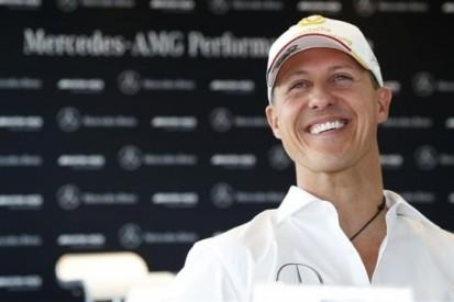 """Schumacher: """"Blij dat ik Vettels teamgenoot niet ben"""""""