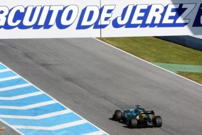 Bezoek de test in Jerez met 50 euro korting