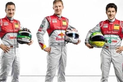 Ekström en Scheider gaan langer door bij Audi