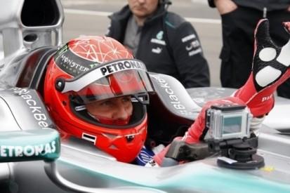 Schumacher-persconferentie gepland om 11.00 uur