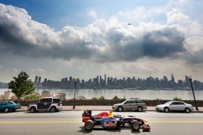 Ecclestone zoekt andere promotor voor New Jersey