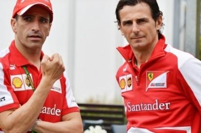 Ferrari behoudt De la Rosa, Gene en Rigon