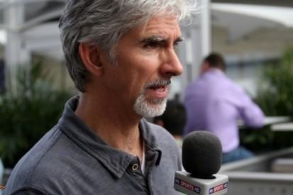 """Hill: """"Geluid is nog steeds Formule 1-waardig"""""""