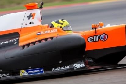 Melker zet zinnen op Formule Renault 3.5-titel
