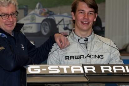 """Szymkowiak: """"Weet dat Formule 3 een grote stap is"""""""