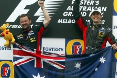 De Grand Prix van Australië van Paul Stoddart