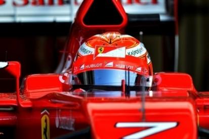 Raikkonen wil seizoen met podiumplaats beginnen