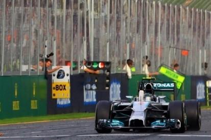 """Horner: """"Mercedes is niet tot het uiterste gegaan"""""""